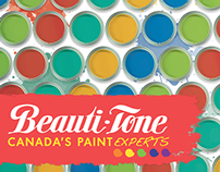 Beauti-Tone Mural