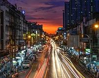 One Night in Bangkok #1