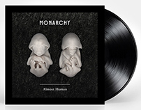 MONARCHY - Almost Human EP