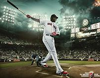 PEPSI - Print & Film (Baseball)