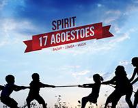 Spirit 17 Agoestoes