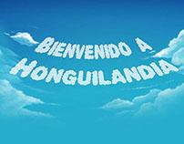 Bienvenido a Honguilandia