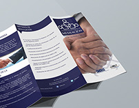 CIM - Tri folded brochure