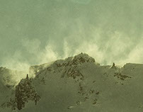 montaña arriba