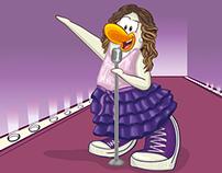 Illustration- Violetta Disney