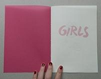 Girls - fanzine