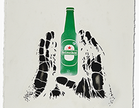HEINEKEN _ THE LEGENDARY POSTERS ● 2014