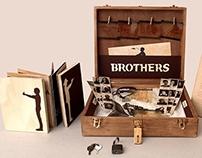 """Brothers"" Película / carpeta de venta"