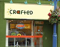 Crafted : Original Restaurant Identity