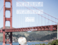 c.a.l.i.f.o.r.n.i.a. love