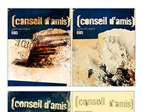 CONSEIL D`AMIS - ZINE