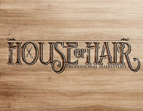 House of Hairs Branding