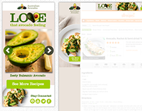 Australia Avocado campaign