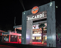 Bacardi Festival Stage at Sziget