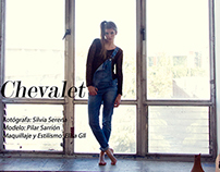 Chevalet for Aftermagazine n9