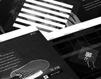 Vans iconic webdesign & branding
