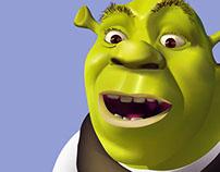 Shrek Vector