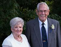 Theresa & Ronald (Mom & Dad) 60th Wedding Anniversary