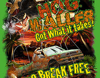 Hog Waller - Break Free Design