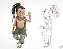 Kataplun! Character Design