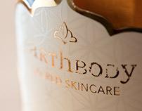 Earthbody Sacred Skincare's Body Oils