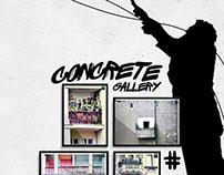 Concrete Gallery 2014 // #Digital_Streetart_Culture