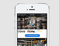 MatchFit - Hackathon project