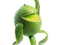 PEPSI - Limão
