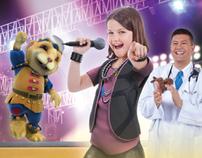 Sanford Children's Campaign