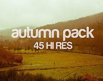 fall / autumn photo pack