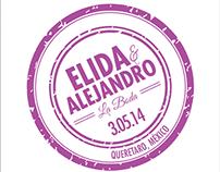 Prints & Crafts -  Elida y Alejandro