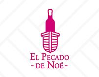 EL PECADO DE NOÉ BRANDING