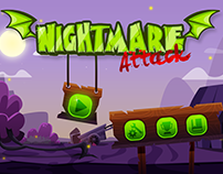 The Art of Nightmare Attack : User Interface