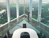 Reforma Tower Visualization