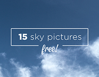 15 FREE HI-RES SKY PHOTOS