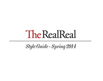 THE REALREAL STYLE GUIDE