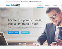 Fourth Shift Website Redesign