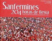 Sanfermines. 204 horas de fiesta - 2011