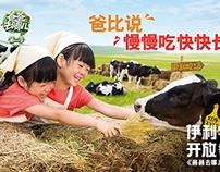 Yili Milk Branding Campaign