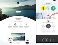 Sleek Multipurpose Website Part 2
