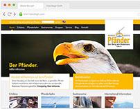 Webdesign für creativemedia.li