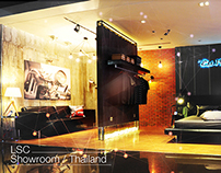 LSC SHOWROOM / L&E / THAILAND