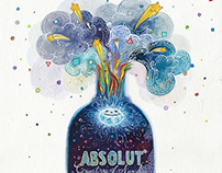 Absolut Lee