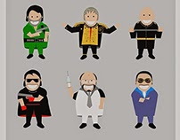 9 Bollywood Baddies