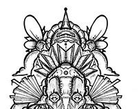 Tribal Symmetry