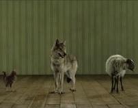 """KUS&VKUS """"The Wolf"""""""
