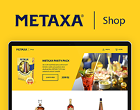 Metaxa Shop