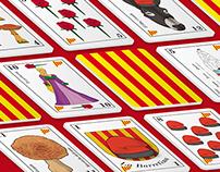 Catalonia cards