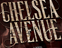 Chelsea Avenue Book Cover + Layout