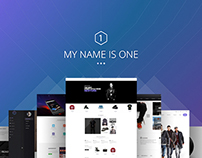 One - Multi-Purpose Parallax HTML5 Template